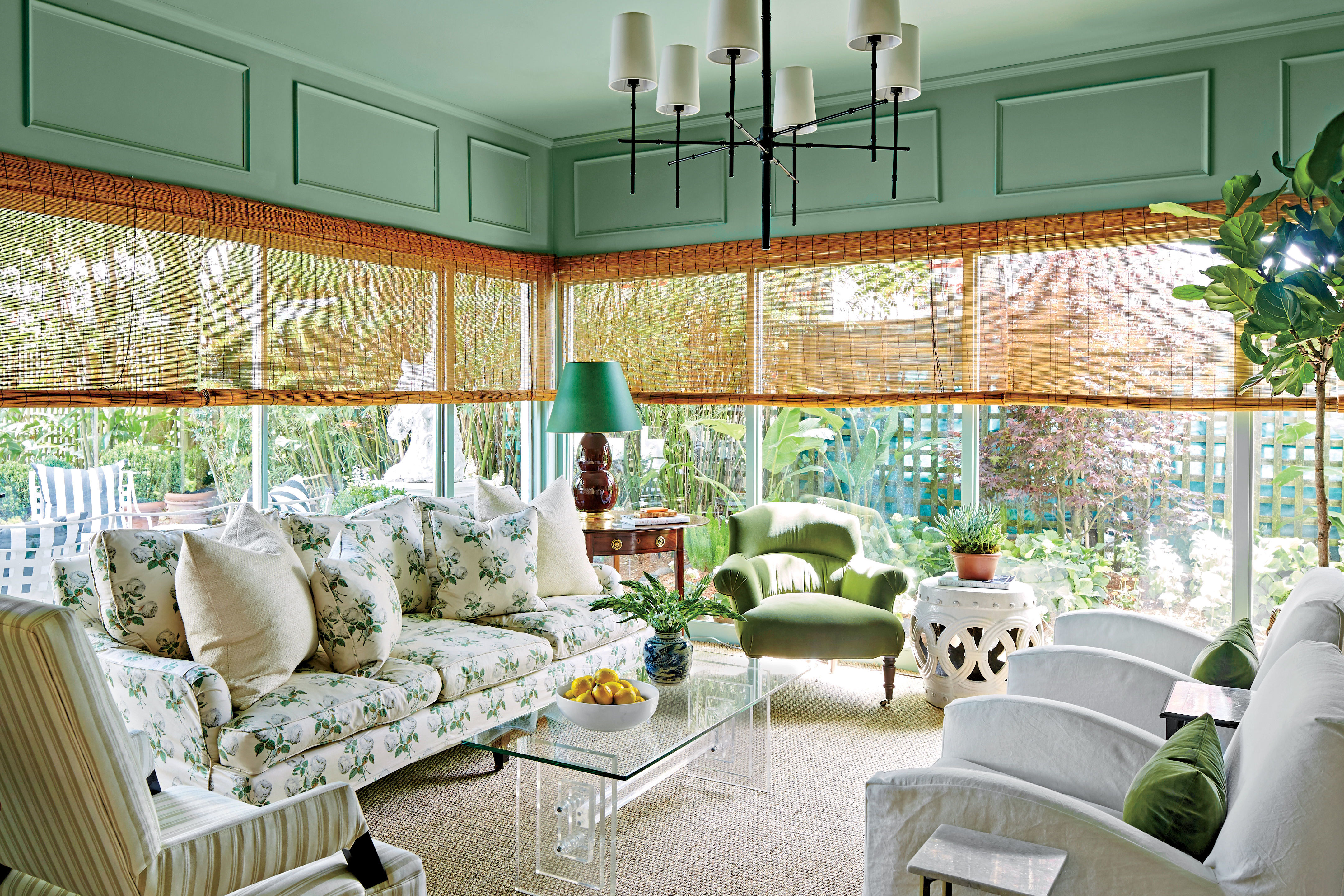 Green Living Sage Green Is The New Neutral Southern Living