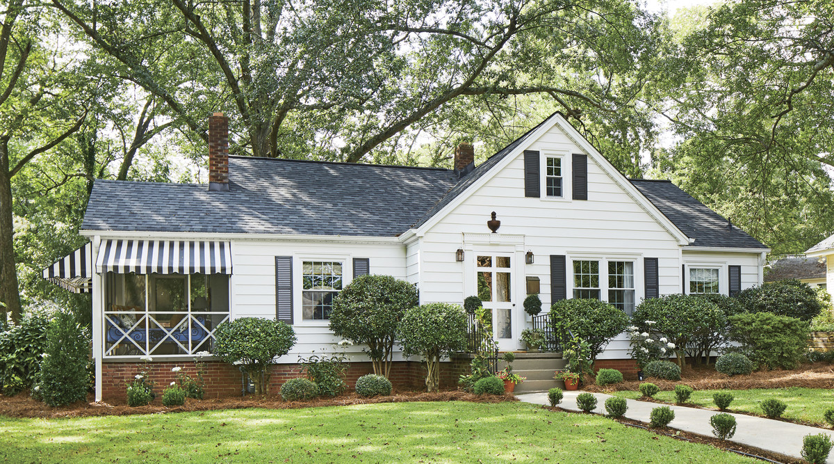 Exterior Home Decor Southern Home Decor Trends Styles Southern Living