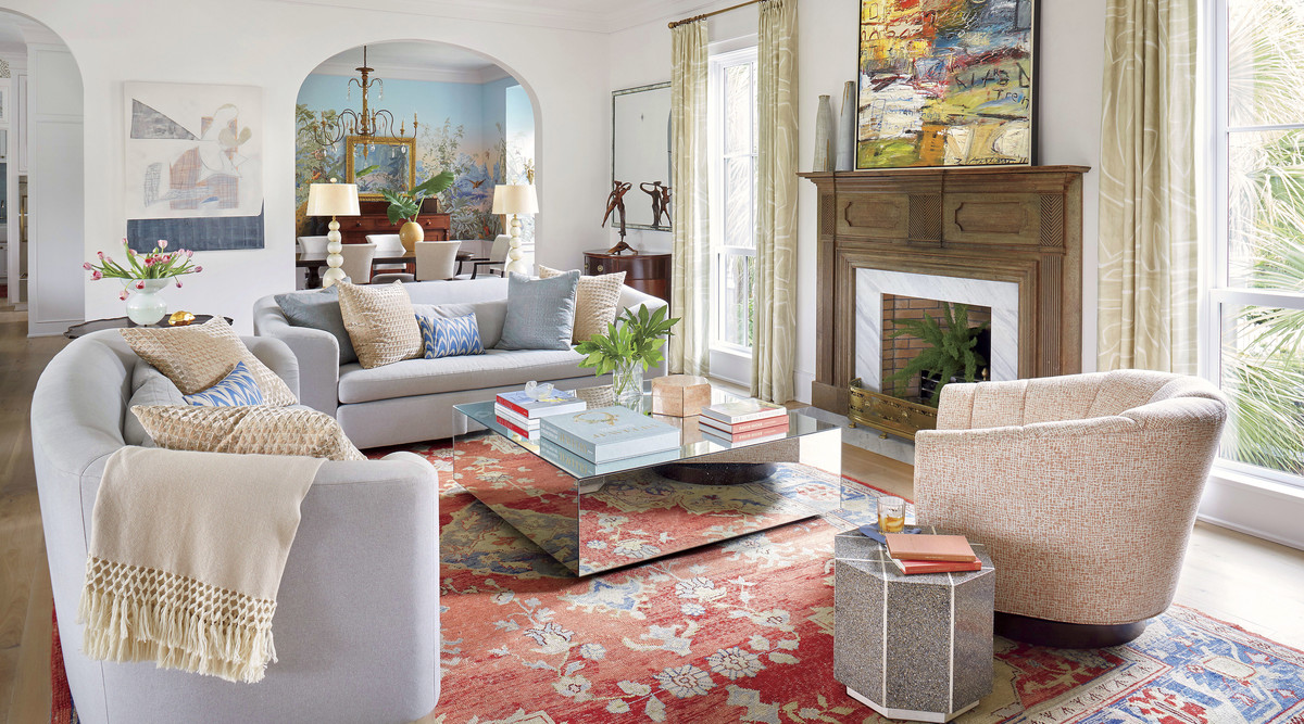 House Decors Ideas Southern Home Decor Trends Styles Southern Living
