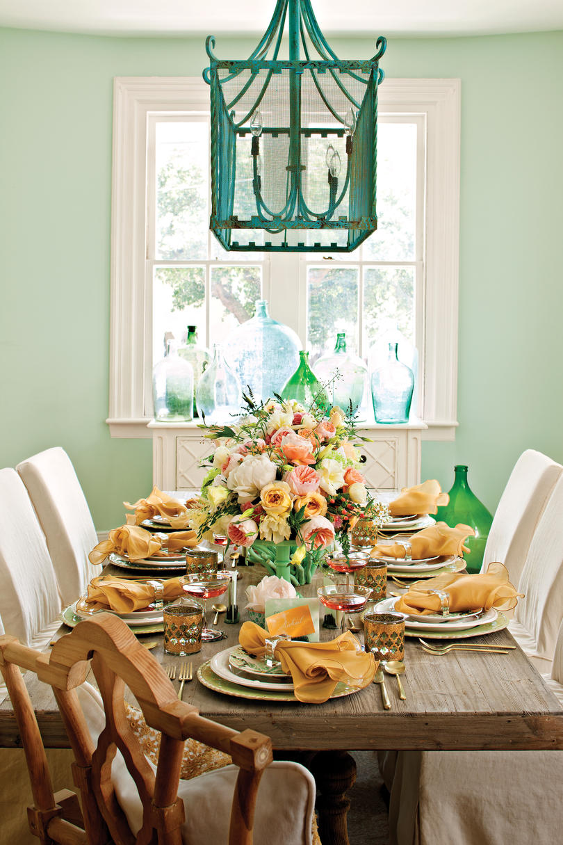 Hair Color Style Names Stylish Dining Room Decorating Ideas Southern Living