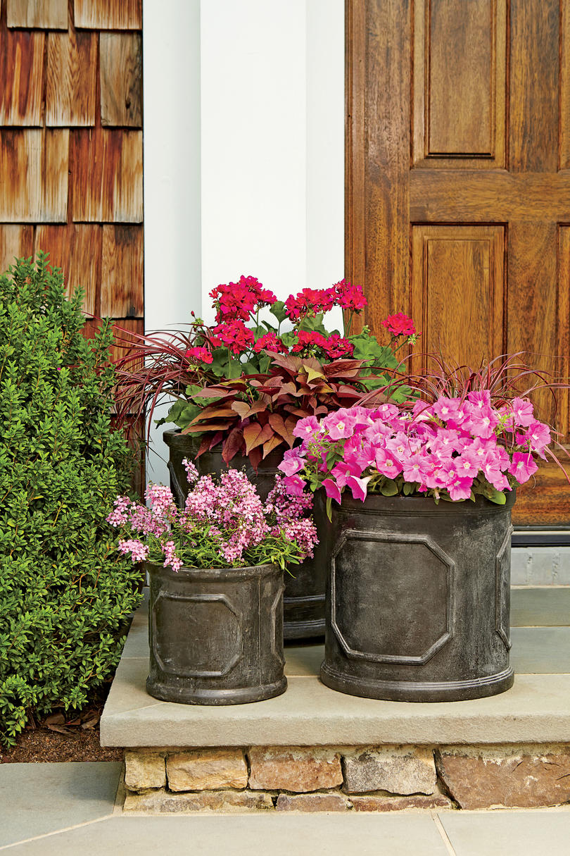 Outdoor Planters Near Me 121 Container Gardening Ideas