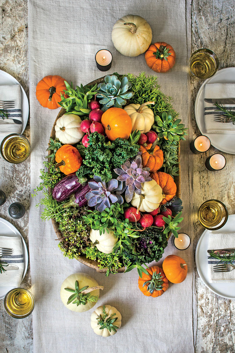 Fall Succulent Wallpaper Fall Table Decorations That Will Be The Hit Of Your Party
