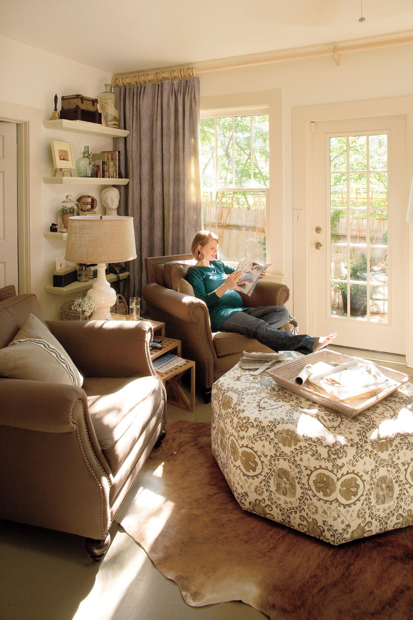 A Living Room Redo With A Personal Touch Decorating Ideas - Decorating Ideas For Living Rooms