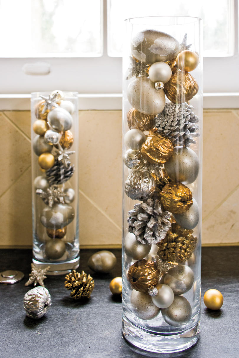 Große Bodenvase Glas 100 Fresh Christmas Decorating Ideas - Southern Living