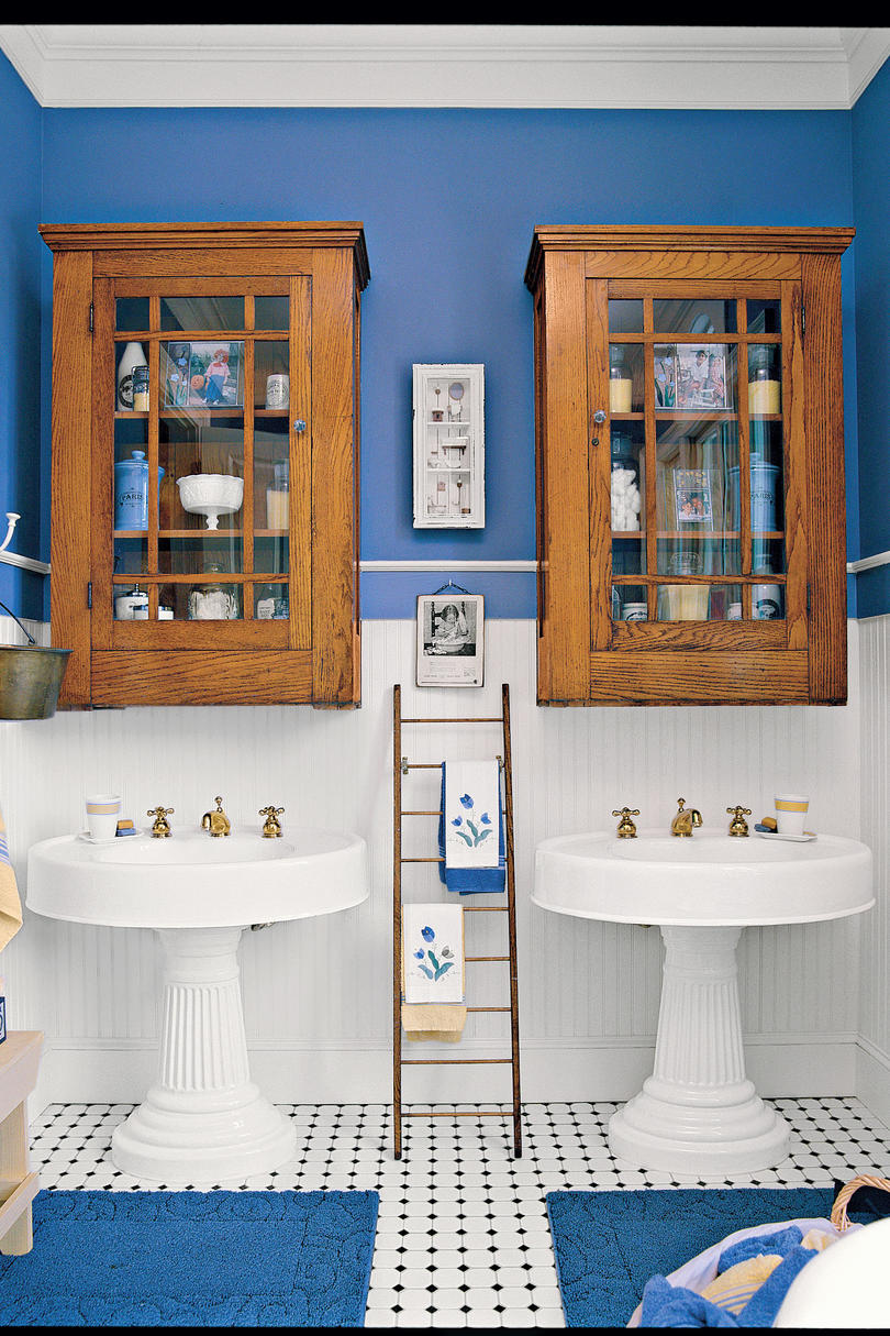 Bathroom Mirror Zoom 7 Beach Inspired Bathroom Decorating Ideas Southern Living