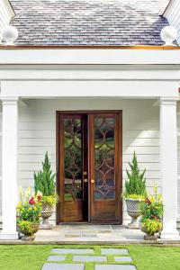 Stylish Looks for Front Entry Doors - Southern Living