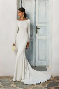 Gorgeous Long Sleeve Wedding Dresses for Winter Brides ...