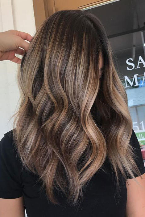Curly Hair Highlights Lowlights 29 Brown Hair With Blonde Highlights Looks And Ideas