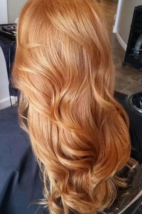 Ombre Hair Technique Step By Step Warm Blonde Hair Shades Perfect For Brightening Your Locks