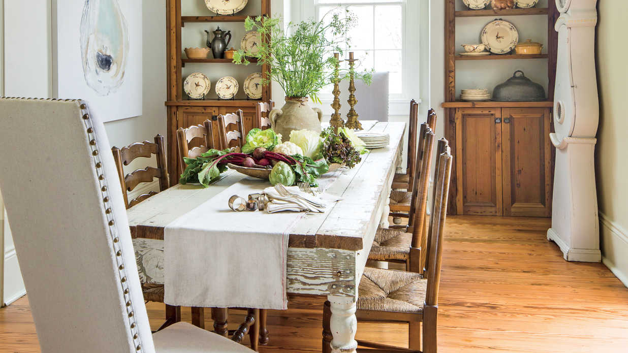 Decorating Ideas Dining Table Inviting Dining Room Ideas
