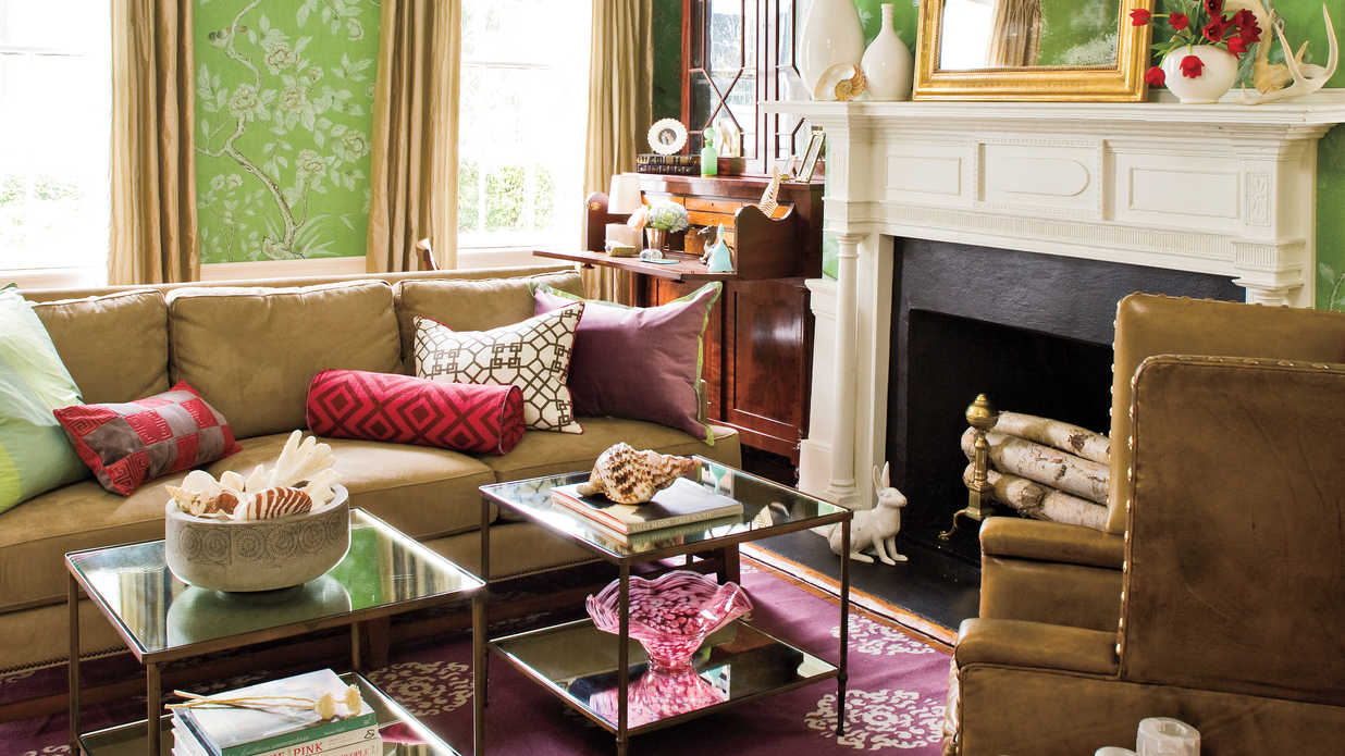 Styles For Living Room Charleston Style Living Room