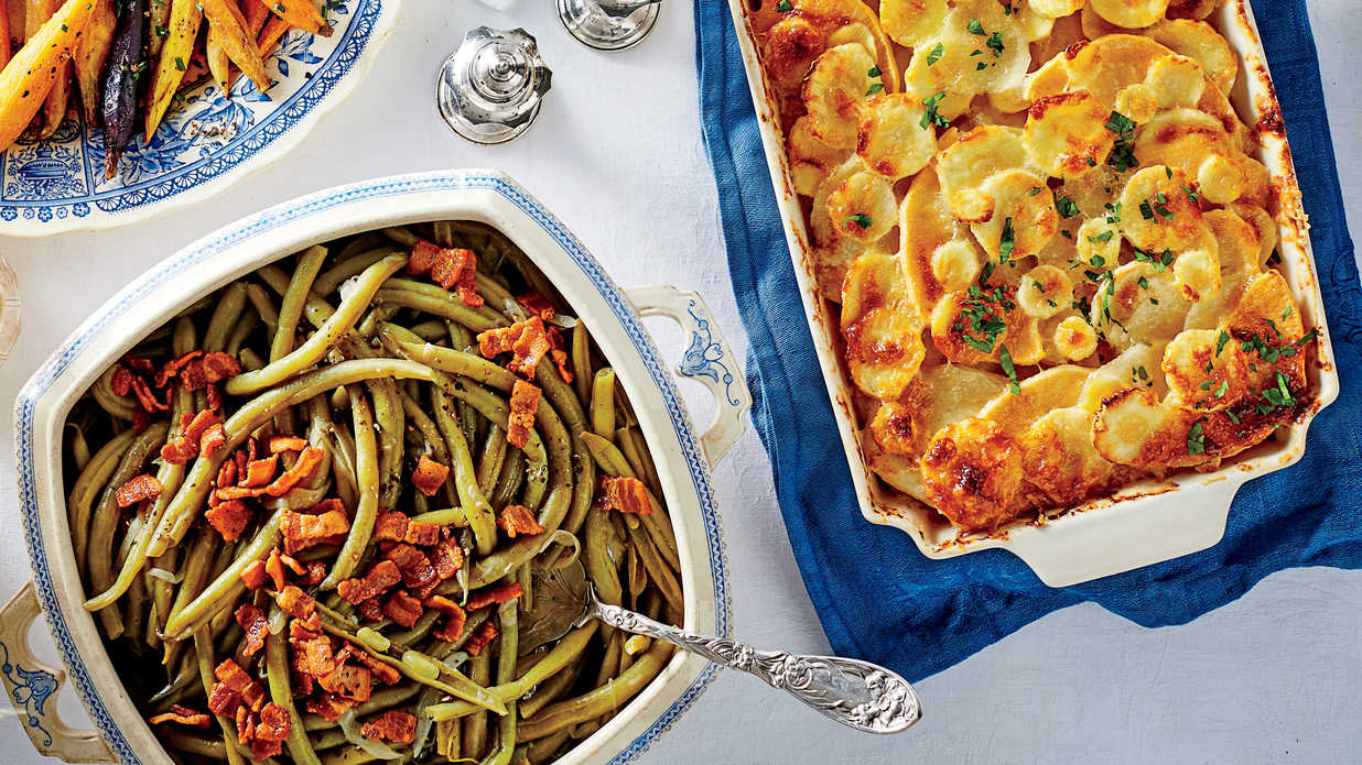 Classic Table Side Dishes Potluck Side Dishes That Ll Steal The Show Southern Living