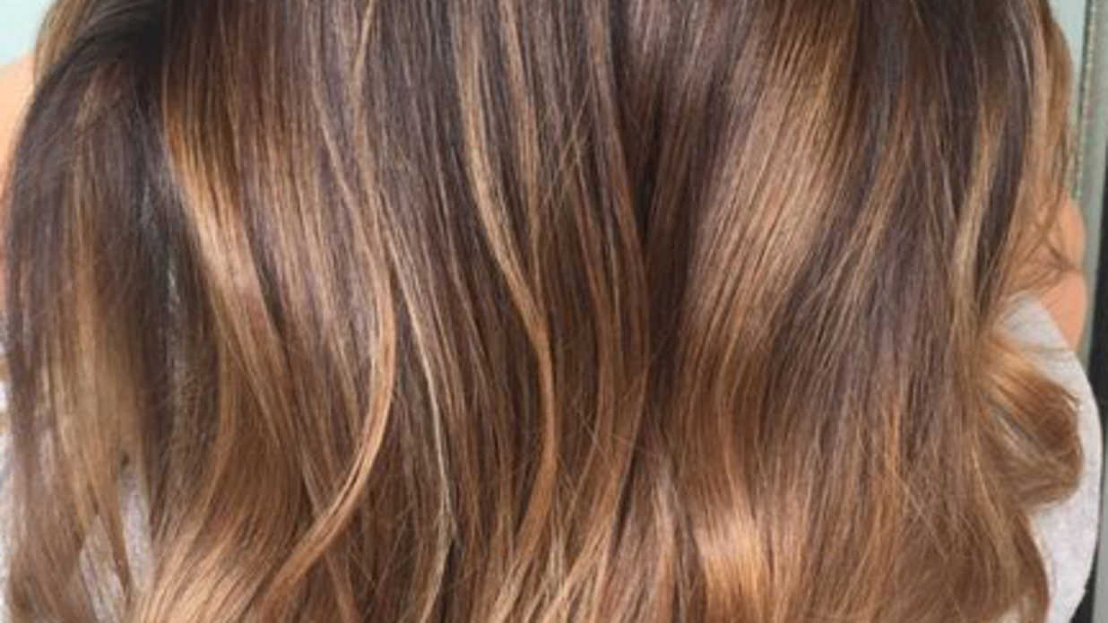 Ombre Look Brown Ombré Hair Color Ideas