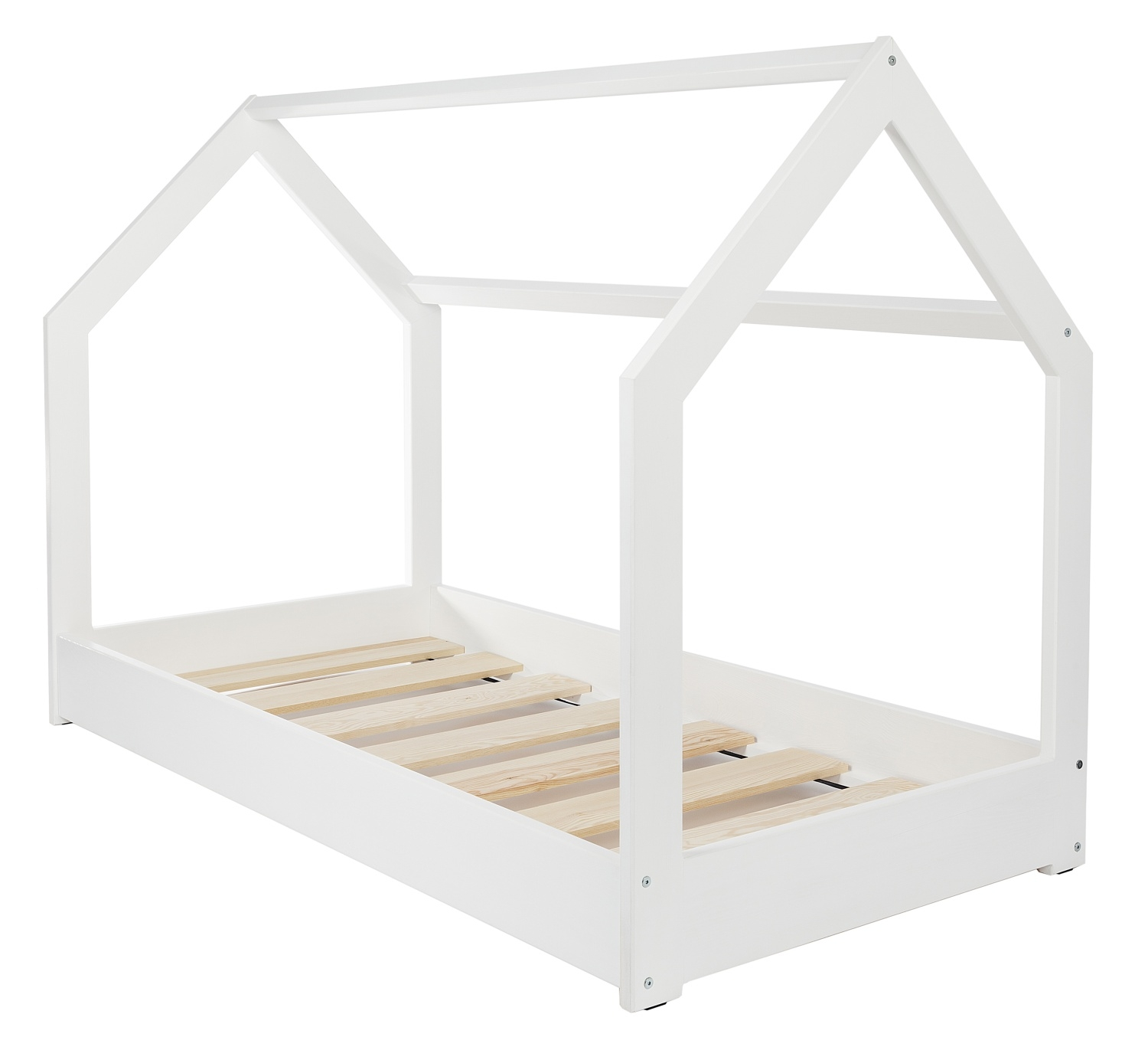 Matratze 160x80 Details About Wooden Bed Scandinavian Style Modern Kids Bed Home Bed 160x80