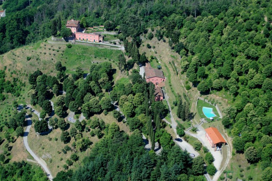 La Torre Bagni Di Lucca Agriturismo La Torre Rooms And Apartments Near Lucca And