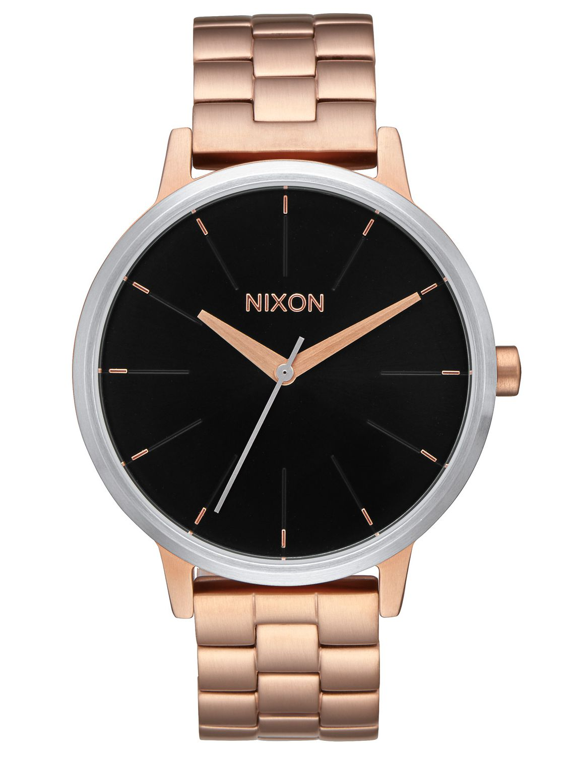 Nixon A099 2361 Kensington Rose Gold Damenuhr Uhrcenter