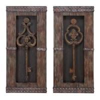 Aspire Key Wall Dcor & Reviews   Wayfair
