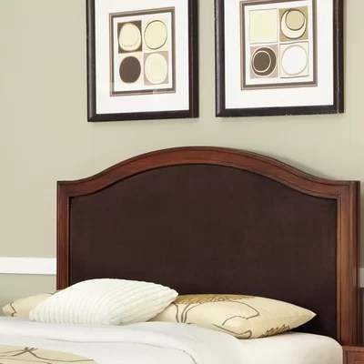 Home Styles Duet Upholstered Headboard & Reviews | Wayfair