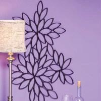 Textured Floral Wall Art | Wayfair