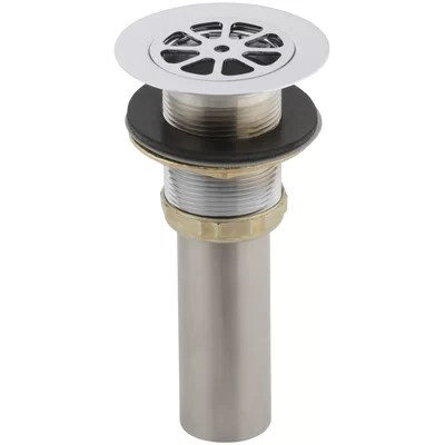 Sink Strainer With 1 1 2quot Tailpiece Wayfair