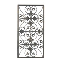Legacy Home Forged Grille Wall Dcor & Reviews | Wayfair