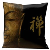 Lama Kasso Zen Half Buddha Pillow & Reviews | Wayfair
