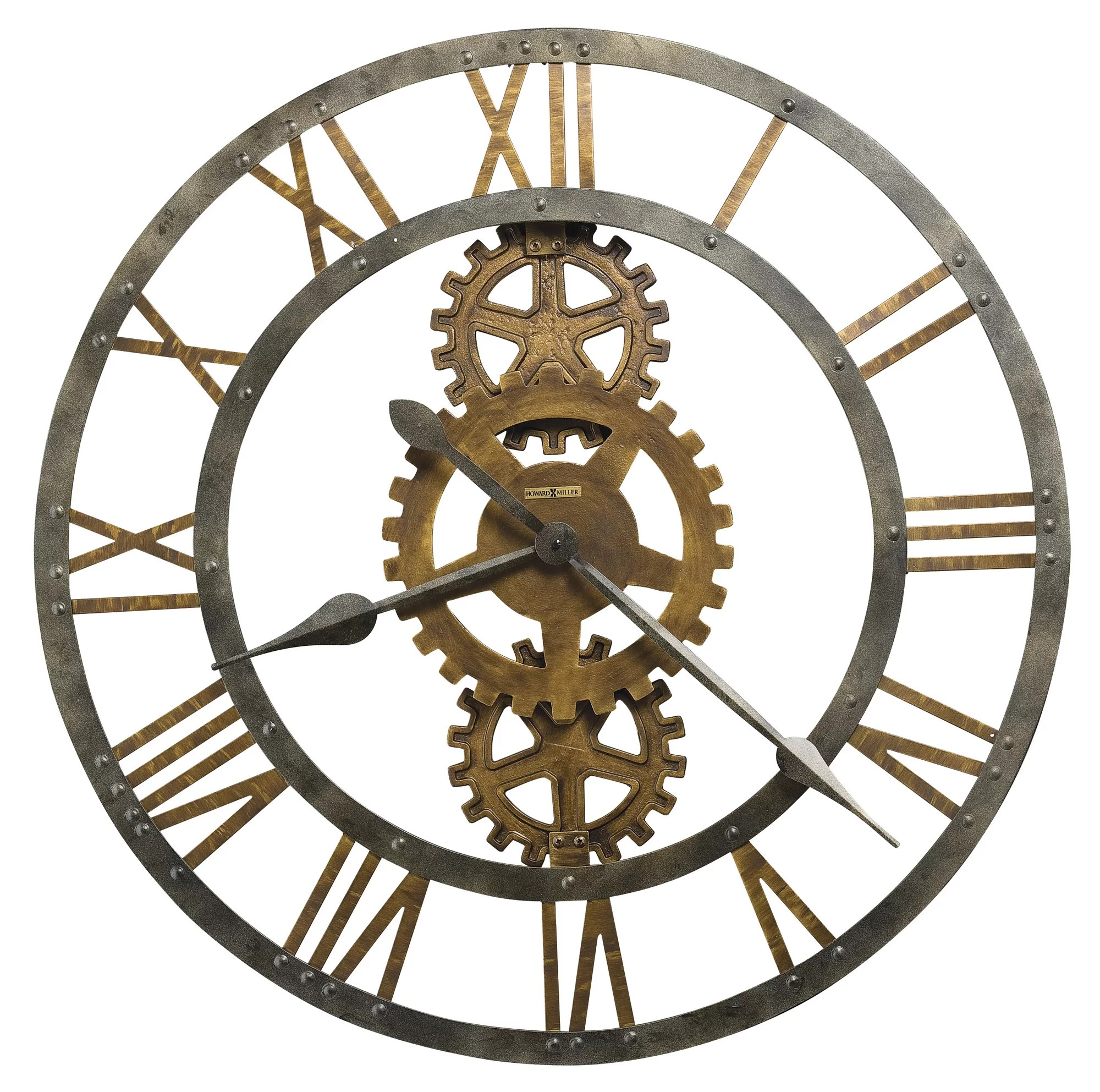 Big Clocks For Wall Large Wall Clocks Oversized Up To 60 Inches