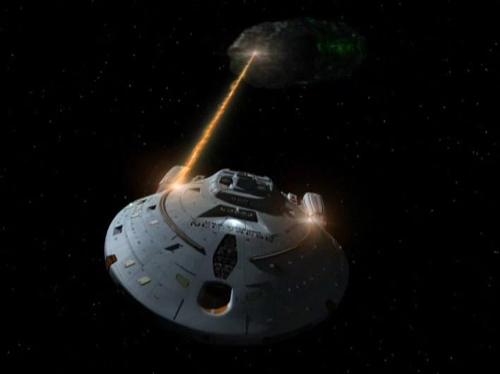 Space Journey 3d Wallpaper Uss Voyager Memory Alpha The Star Trek Wiki