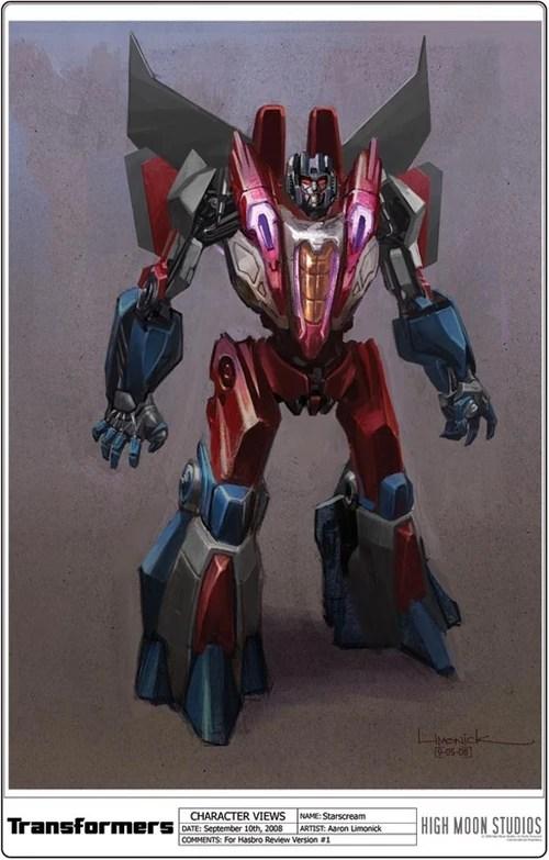 Fall Of Cybertron Wallpaper Starscream Wfc Teletraan I The Transformers Wiki Wikia
