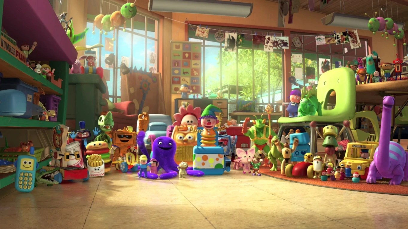 Coffre Jouet Butterfly Room - Pixar Wiki - Disney Pixar Animation Studios