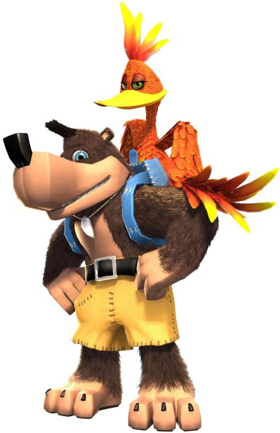 Image - BanjoKazooieN&B.jpg - The Banjo-Kazooie Wiki - Banjo-Kazooie, Nuts and Bolts, music, and ...