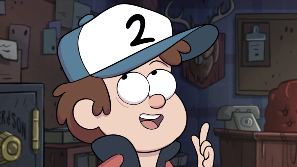 Gravity Falls Dipper And His Crush Wallpaper Tyrone Gravity Falls Wiki