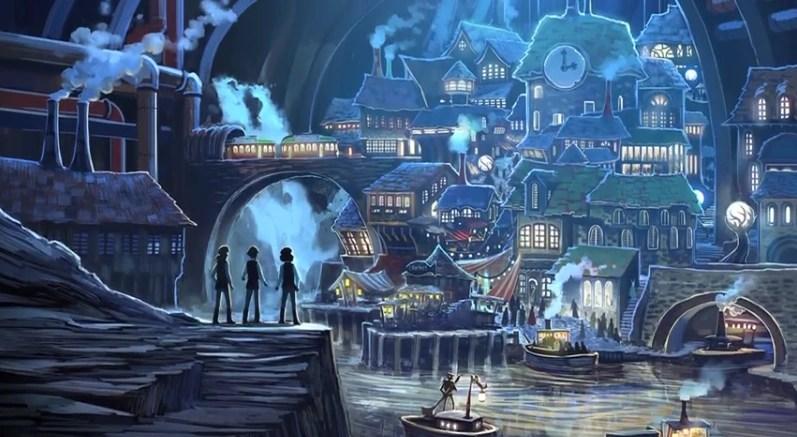 Gravity Falls Landscapes Wallpaper User Blog Curly Bracexd News Amp Updates Kazu Introduces