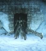 Dark Souls Knight Raime Fume