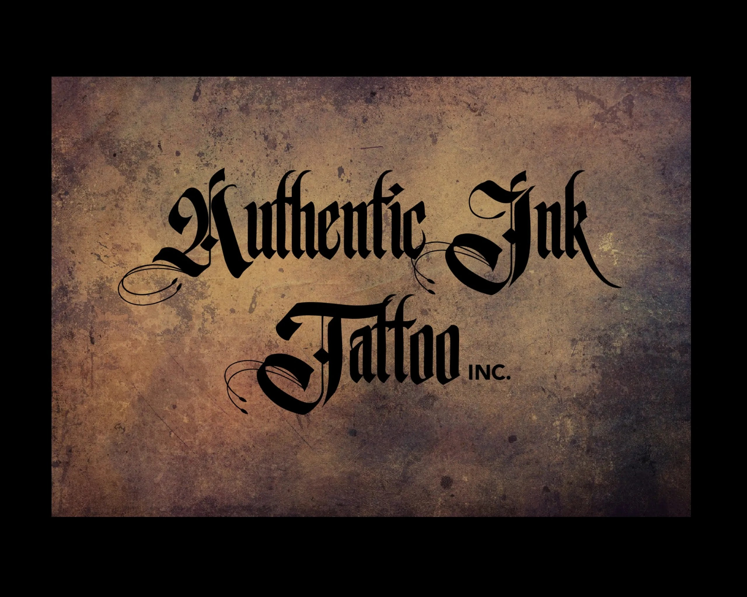 About Authentic Ink Tattoo Inc