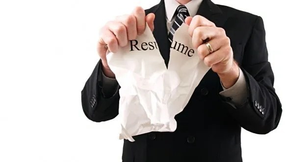Top 10 Resumes Mistakes To Avoid