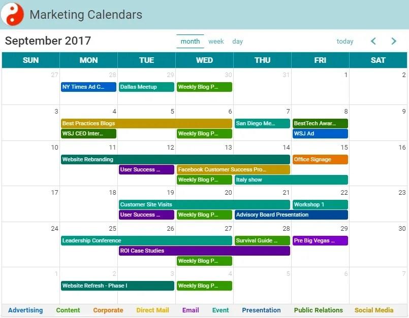 Marketing Calendar Software Best Practices for Advanced Marketing