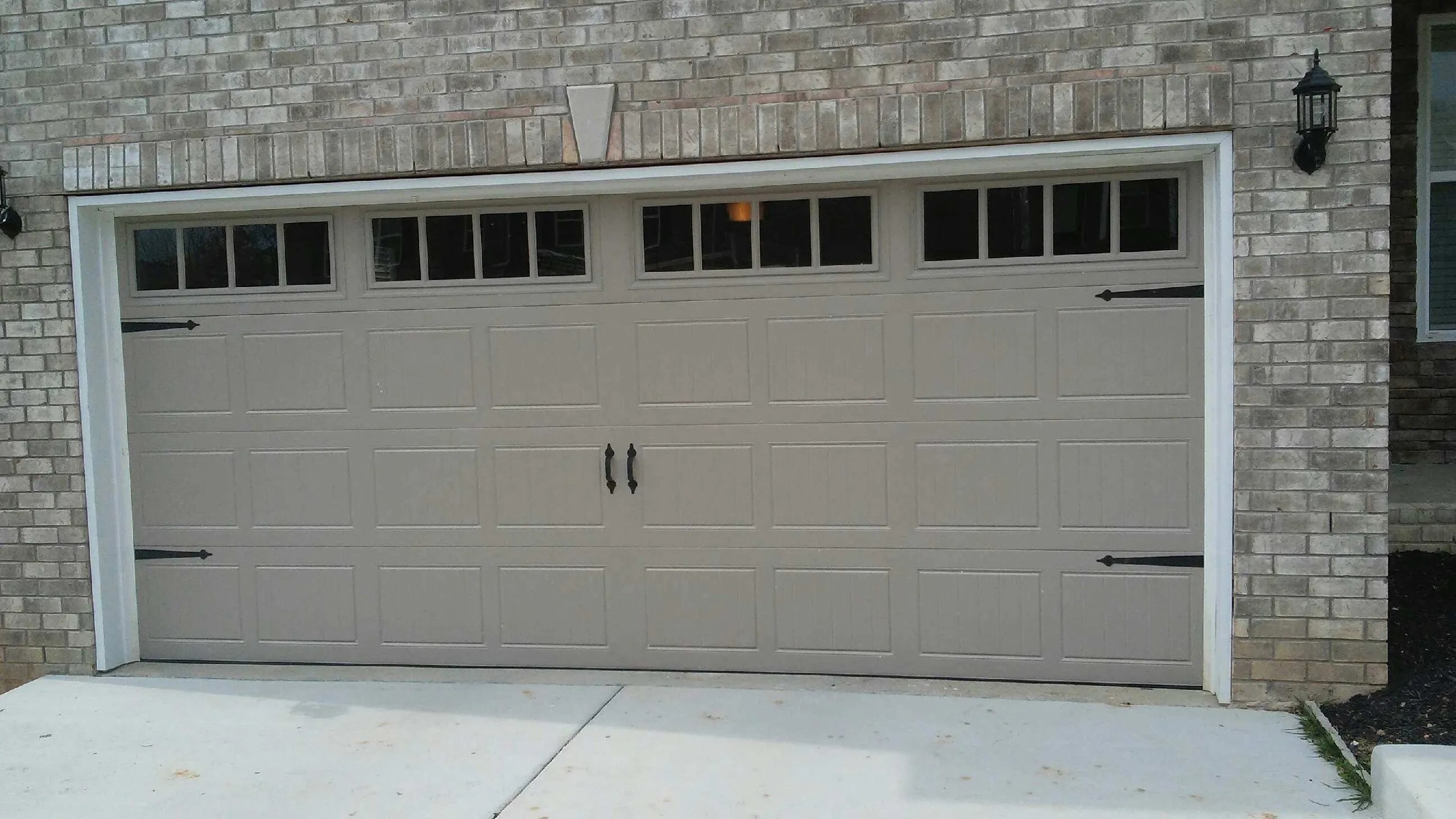 Garage Doors Knoxville Cornerstone Door Garage Door Services Nashville Tennessee