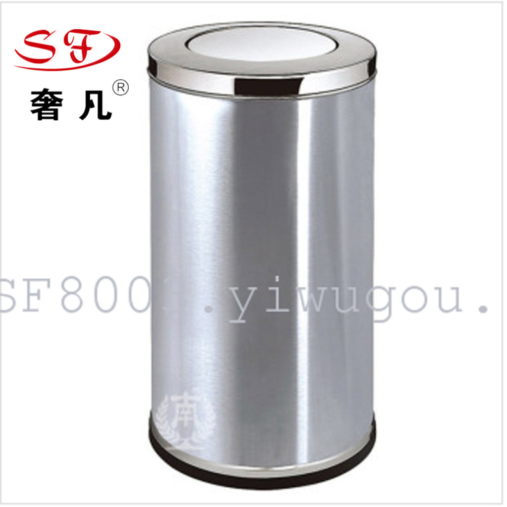 Luxury Trash Cans Supply Luxury Hotel Supplies Stainless Steel Round Trash Can
