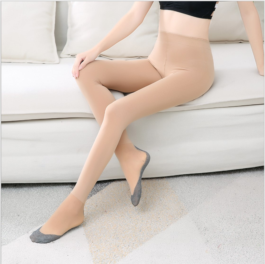 Wholesale Tights Manufacturers Supply Qin Zi 200d Spring And Autumn Tights Thin Seven Days