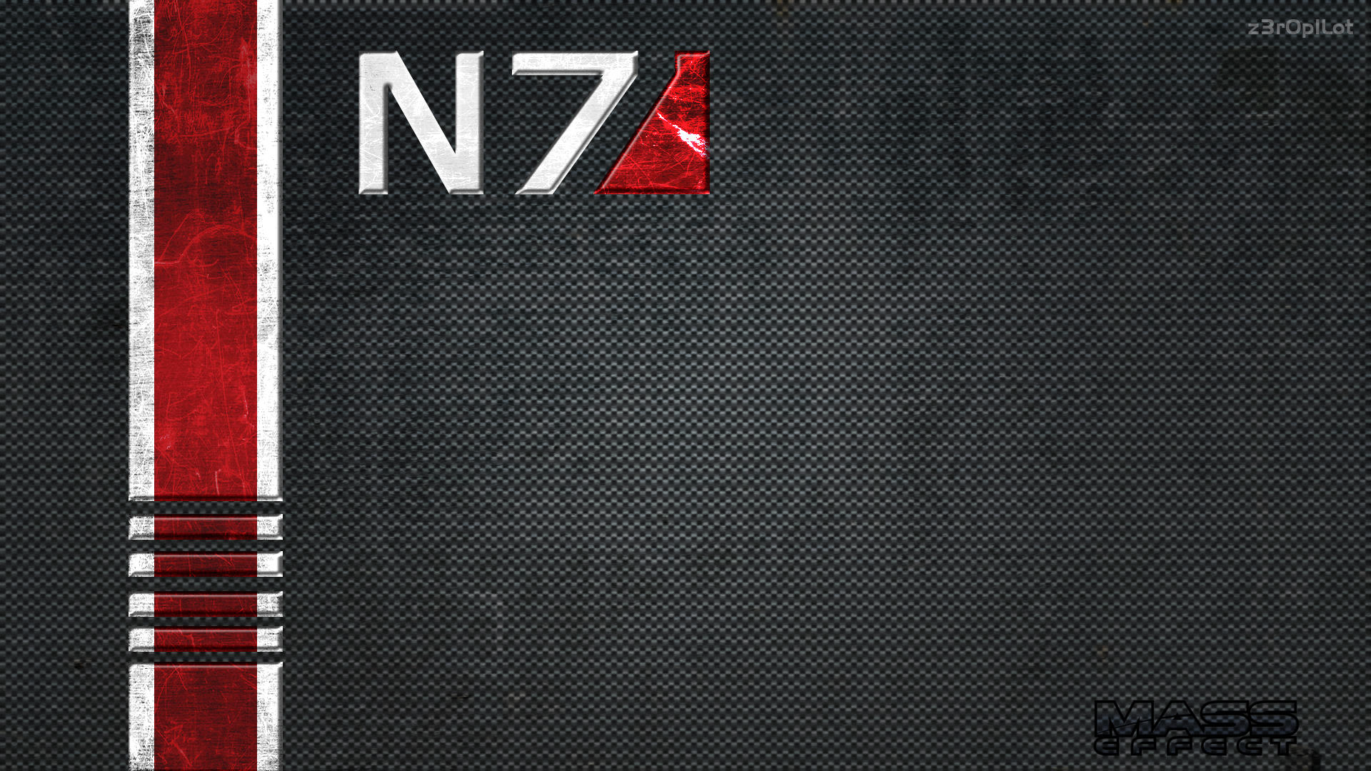 Iphone Wallpaper Hd Red N7 Wallpaper By Z3r0p1lot On Deviantart
