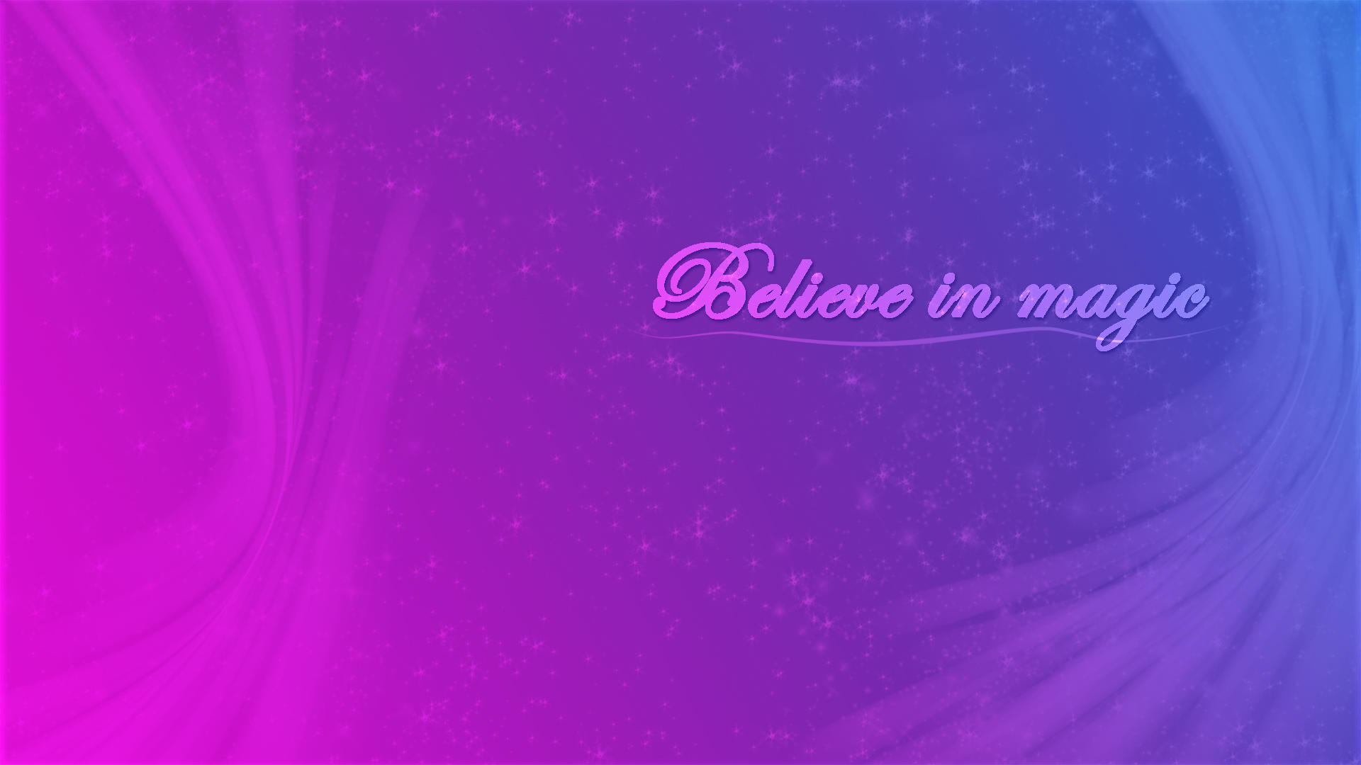 Wallpaper Think Different Quotes Believe In Magic Wallpaper By Toreshii Chann On Deviantart