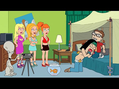 american dad anime