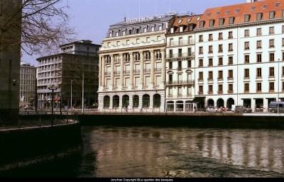 Le Quartier des banques