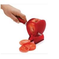 mymei Tomato Holder Slicer Guide Knife Potato/Onion Fruit ...