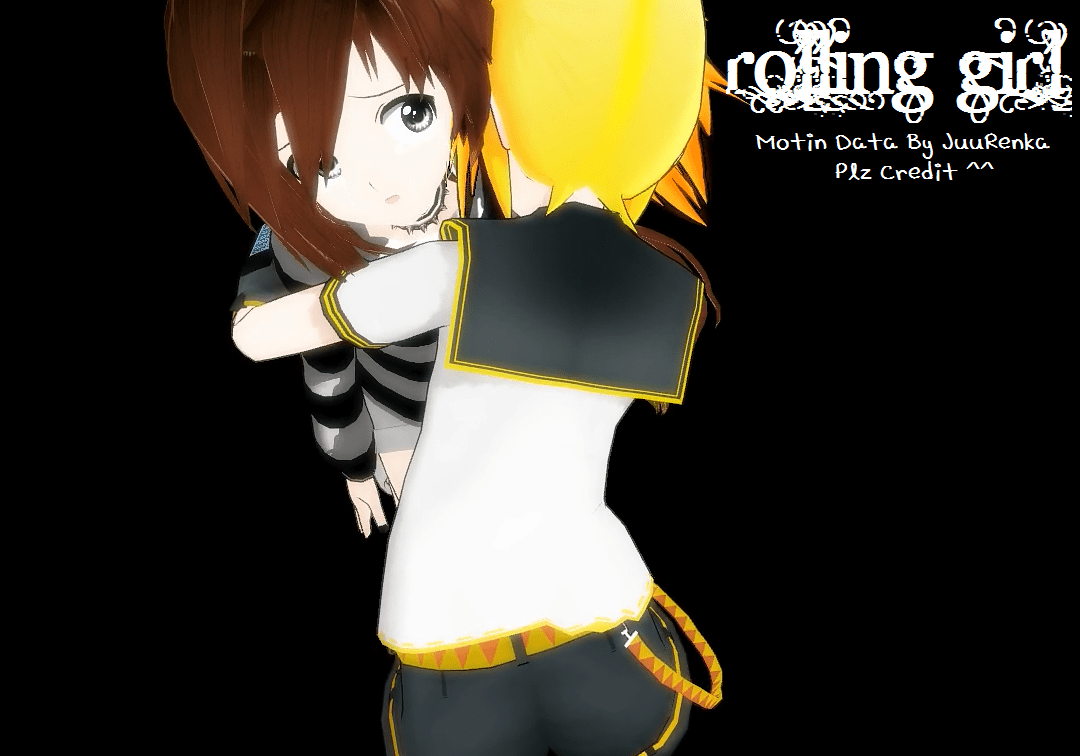 Insane 3d Wallpaper Download Mmd Rolling Girl Motion Data Dl By Juurenka On Deviantart