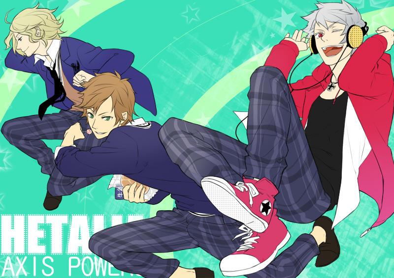Best Anime Wallpaper Bad Touch Trio X Reader High School Days Part 1 By