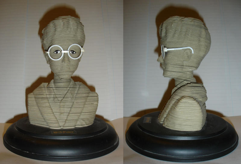 3d Lol Wallpaper 3d Puzzle Harry Potter By Rjcuk On Deviantart