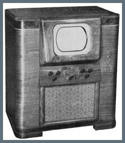 televisyen pertama, tv, televisyen pertama yang dibuat, tv hitam putih, first tv, lady bird
