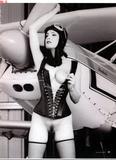 Dita Von Teese completley nude in december issue of german Playboy - Hot Celebs Home